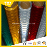 White Retroreflective Tape Comply with En12899 for Vehicle