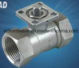 1PC Ball Valve with Mounting Pad