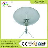 75cm Ku Band Offset Satellite Dish Antenna (univeral mount)