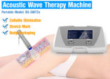 Magnetic Electric Shock Wave Therapy Machine for Physiotherapy Treatment