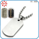 Stainless Blank Promotion Gift Dog ID Tags Logo