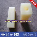 CNC Hardware Square Machining Rubber Sleeve/Bushing (SWCPU-R-S054)