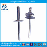 Asme ANSI Aluminium Steel Large Head Bulbex Blind Rivet