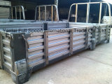 Truck Tray Body Made of The Rolling Forming Side Panel