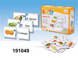 Education Learning Cards Match Puzzle Game Toy (191049)