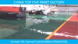 Maydos Liquid Coating State and Trowel-Spatula Application Method Epoxy Floor Coating