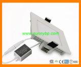 9W Slim LED Panel Light Ceiling Downlight