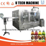 Fruit Juice Automatic Bottle Beverage Filling Machine