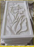 Decorative Sandstone Wall Relief Engraving