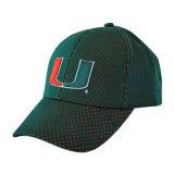 Green Polyester Baseball Cap (JRE028)