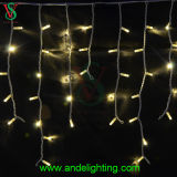 Warmwhite LED Icicle Lights for Party/ Wedding Decoration
