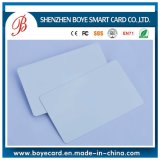 PVC ISO Ultra Pure Milky Contactless White IC Card