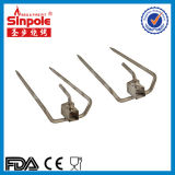 Stainless Steel BBQ Fork with Ce/FDA Approved