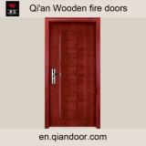 Sapele Veneer Wooden Main Door