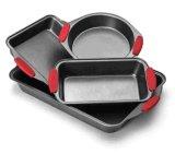Amazon Vendor Nonstick Baking Pans Set of 4 Bakeware Set