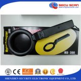 Hand Held Metal Detector MD300 mini type metal detector for Schools/Airport/Bank use