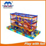 Indoor Customzied Ropes Course Develop for Team Work