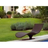 Commercial Outdoor Chaise Luggage (CL-1017)