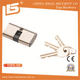 High Quality Brass Lock Cylinder (TOPS-09)