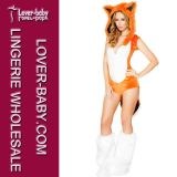 Fox Animal Adult Fancy Dress Costumes (L15226)
