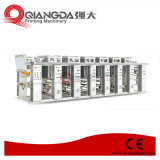 8 Colors Plastic Gravure Printing Machinery, Printer (ASY)
