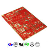 2 Layer Red Soldermask PCB Board Manufacture Service