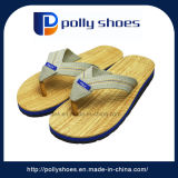 Mens Thong Slipper Slip on Shoe Plain Beach Pool Gym
