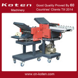 Booklet Paper Folding Machine with Cross Fold