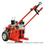 100m Deep Drinking Water Hydraulic Drilling Rig (YZJ-100)
