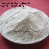 Factory High Qualtiy &Low Price Levamisole Hydrochloride / Levamisole HCl Antiparasitic (CAS: 16595-80-5)