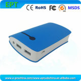 Customized Logo 6000mAh Mobile Phone Charger Power Bank (EP001)
