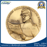 Custom Promotion 3D Metal Coin with Souvenir Gifts