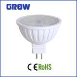7W MR16 SMD2835 Plastic &Aluminum LED Spotlight