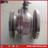 Floating Type Stainless Steel Flanged Ball Valve