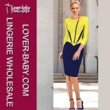 Wholesale Women Ladies Office Dresses (L36038-2)