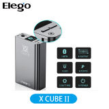 Electronic Cigarette Wholesale Vapor Cigarette Mods Smok X Cube II 160W Temperature Control Bluetooth Mod Smok Xcube 2