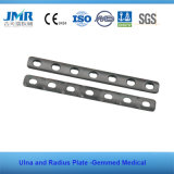 Orthopedic Implant Ulna and Radius Plate Metal Bone Plate Orthopedic Plate
