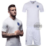 White England Jersey Soccer Jersey