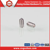 DIN914 Hex Socket Set Screws with Cone Point