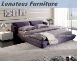 B936 Comfortable Headboard Design Fabric Bed