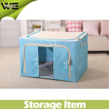 Large Foldable Living Collapsible Kids Fabric Storage Box