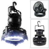 New Product Outdoor LED Fan Light for Camping