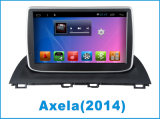 Android System Mazda 3 Axela Car DVD Navigation GPS for 9 Inch Touch Screen
