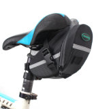 Premium Outdoor Cycling Saddle Bag/Bicycle Saddle Seat Bag/Saddle Bag (SGS/BSCI/RoHS/ISO9001)