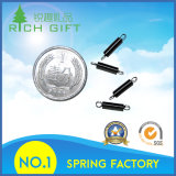 Stainless Steel Tension Spring with Double Hooks Suppliers