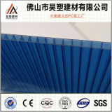 100% Bayer Polycarbonate Hollow Sheet PC Hollow Sheet with 50um UV Protection