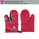 Promotional Cmky Printing Sports Polyester Oven Mitts