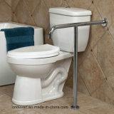 Stainless Steel Toilet Armrest Grab Handrail for Disabled