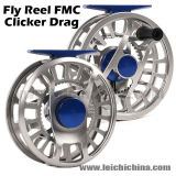 Chinese CNC Click and Pawl Fly Fishing Reel