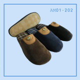 Winter Models Warm Men Fashion Indoor Soft Slipper